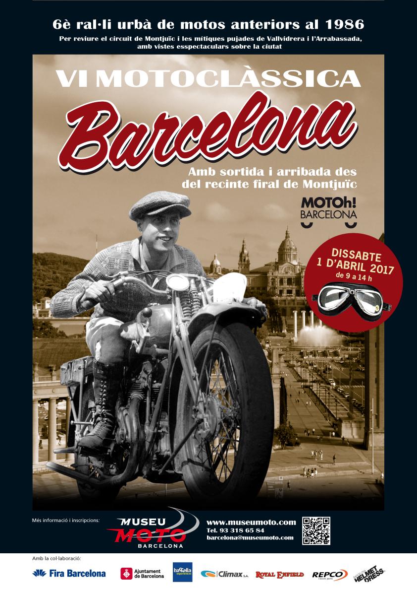 Motoclàssica Barcelona 2017