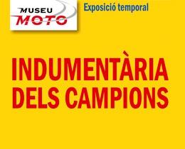 Champions' equipment